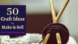 50 crafts to make and sell
