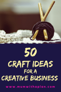 50 craft ideas to make and sell