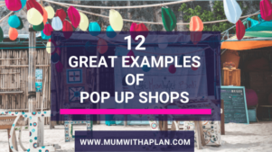 examples of pop up shops