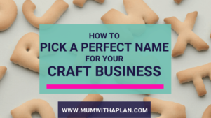 what is a good name for a craft business?