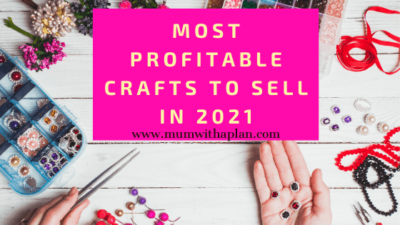 most profitable crafts to sell in 2021